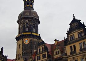Новогодний Дрезден