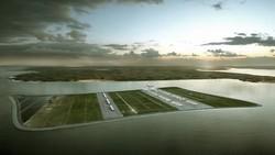 Новый аэропорт Лондона хотят построить посреди Ла-Манша