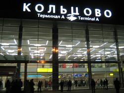 Туристы в Кольцово замерзли в ожидании автобуса