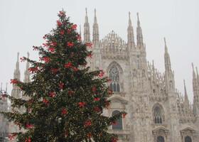 Новый Год в Милане