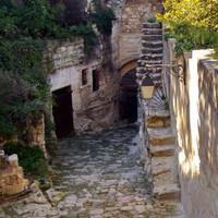 Ле Бо де Прованс (les baux-de-provence)