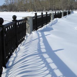 Оттенки белого. Зима на ДВ