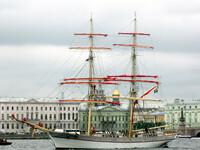 Санкт-Петербург. Мой первый день.