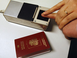С 1 июля россияне будут получать загранпаспорта с отпечатками пальцев