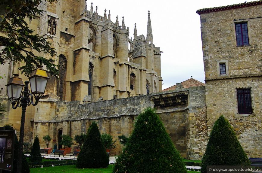 Кафедральный собор Сен-Жюст