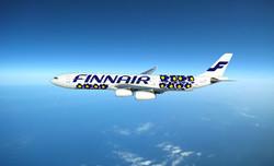 FinnAir назвали самой безопасной авиакомпанией планеты