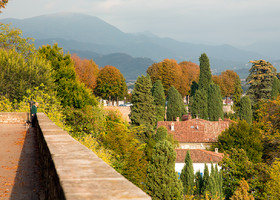 Бергамо (Италия) часть 2