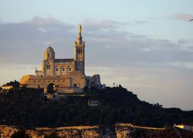 Базилика Нотр-Дамм де ля Гард