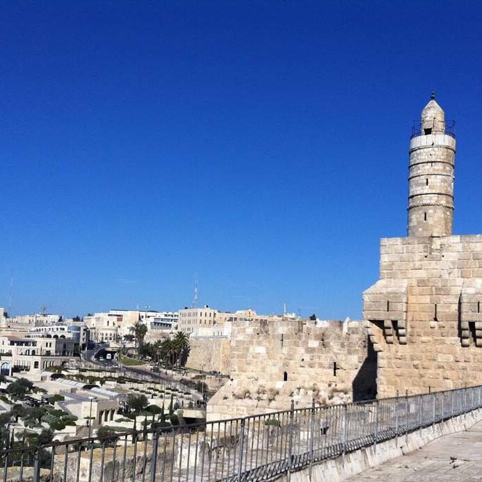 Экскурсия по Иерусалиму, Израиль