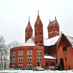 Костел Святых Симона и Алены