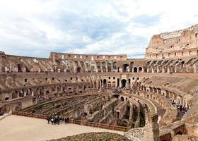Колизей, Римский форум, Палатин