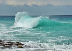 Карибские острова: Сен-Мартен, один круизный день