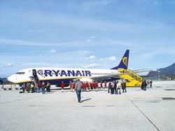Бюджетная авиакомпания RyanAir начнет летать из Лаппеенранты в Испанию