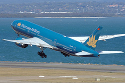 Vietnam Airlines запустит регулярные рейсы из Москвы в Нячанг