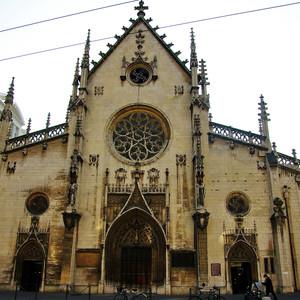 Витражи церкви Сен-Бонавентюр, Лион