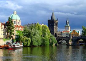 Моя Прага