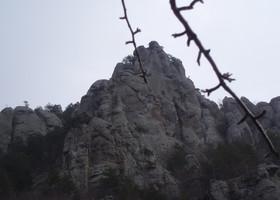Крымские горы (Демерджи и Чатыр-Даг)