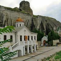 Крым. Крепость Каламита (Инкерман)