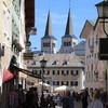 Средневековый городок Берхтесгаден