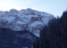 Доломитовые Альпы (Сельва-ди-Валь Гардена)