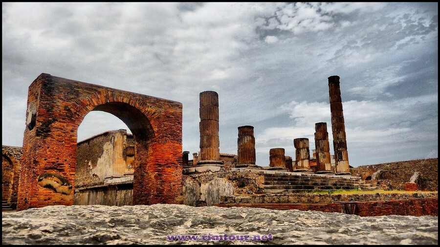 pompeii and herculaneum technology