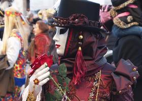 Venezia 2013. Люди в масках.