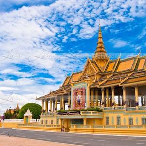Пномпень (Phnom Penh)