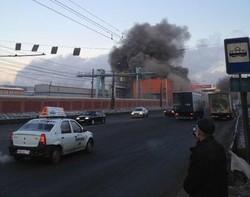 Над Челябинском взорвался крупный метеорит