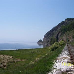 Круго Байкальская Железная Дорога