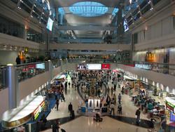 В аэропорту Дубая застряли сорок российских туристов