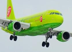 S7 Airlines полетит из Москвы в Афины