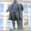 Памятник Якобу Фуггеру Книгочею