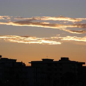 Закаты в Римини