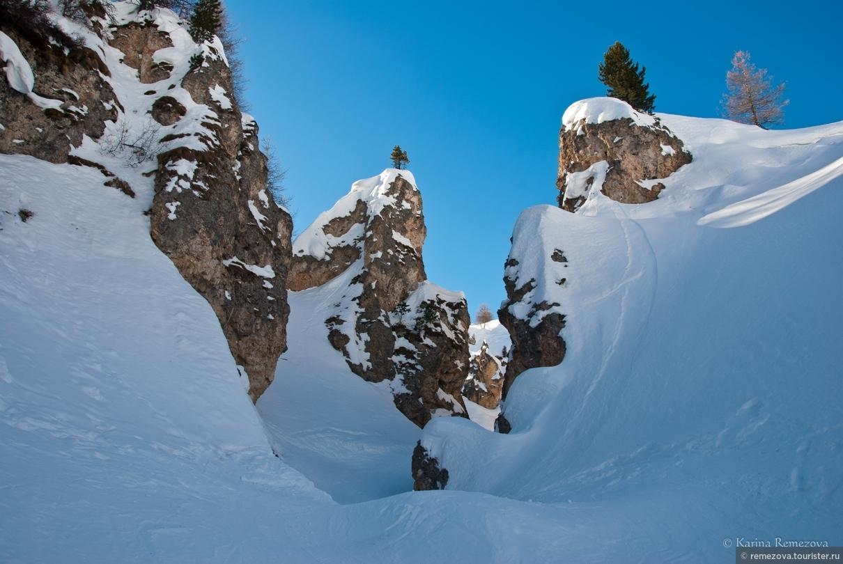 В поисках идеального снега