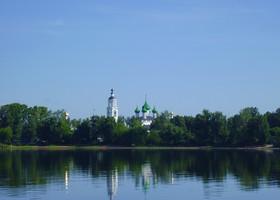 Толгский монастырь (май 2008, июль 2009)
