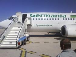 Germania начнет летать из Москвы в Бремен