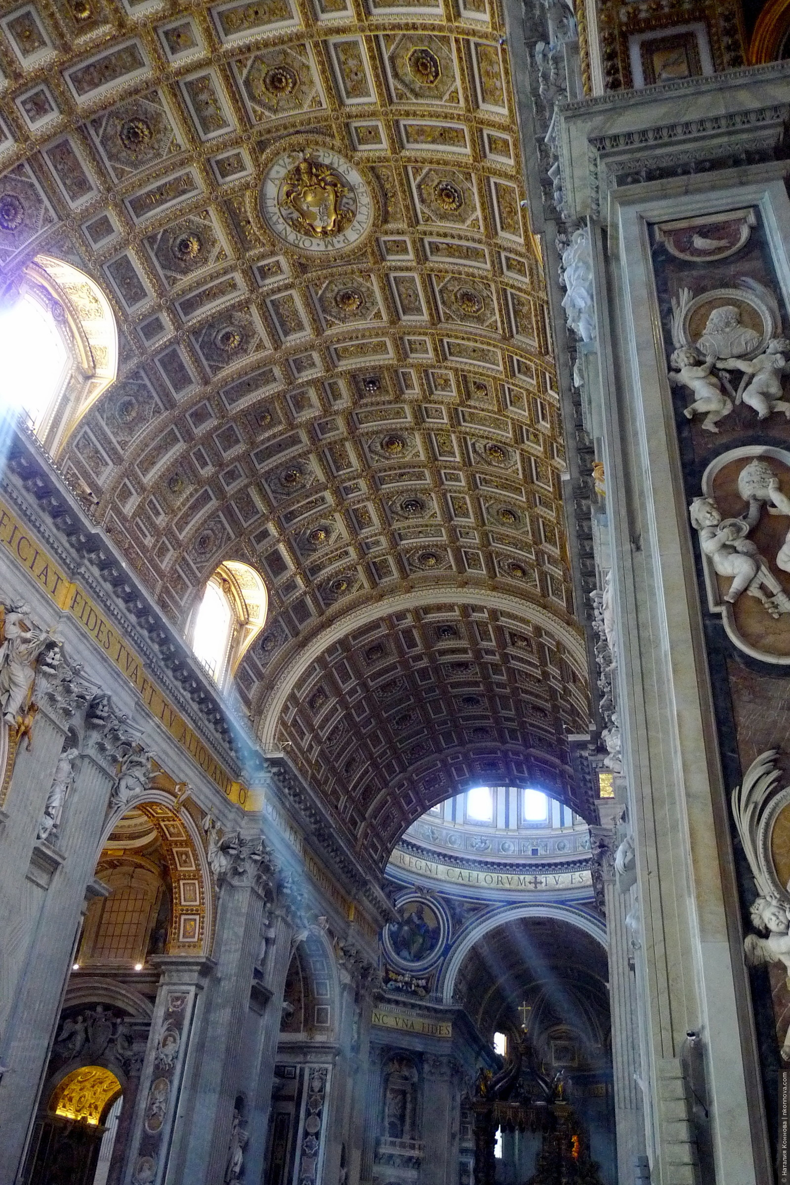 Отправить открытки из ватикана