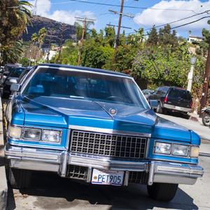Автомобили Лос-Анджелеса