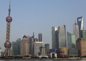 Шанхай. Проект