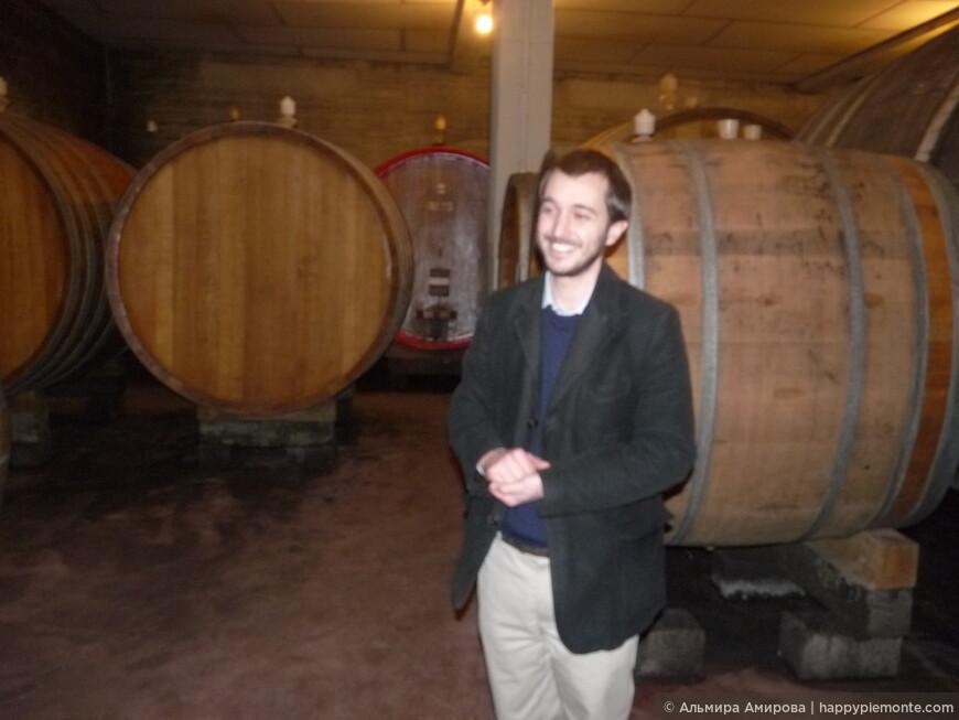 Виноделы Гаттинары
