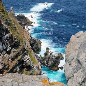 МДН. Здесь находятся самые высокие прибрежные скалы в мире