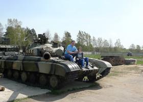 Крупнейший танковый музей в Европе