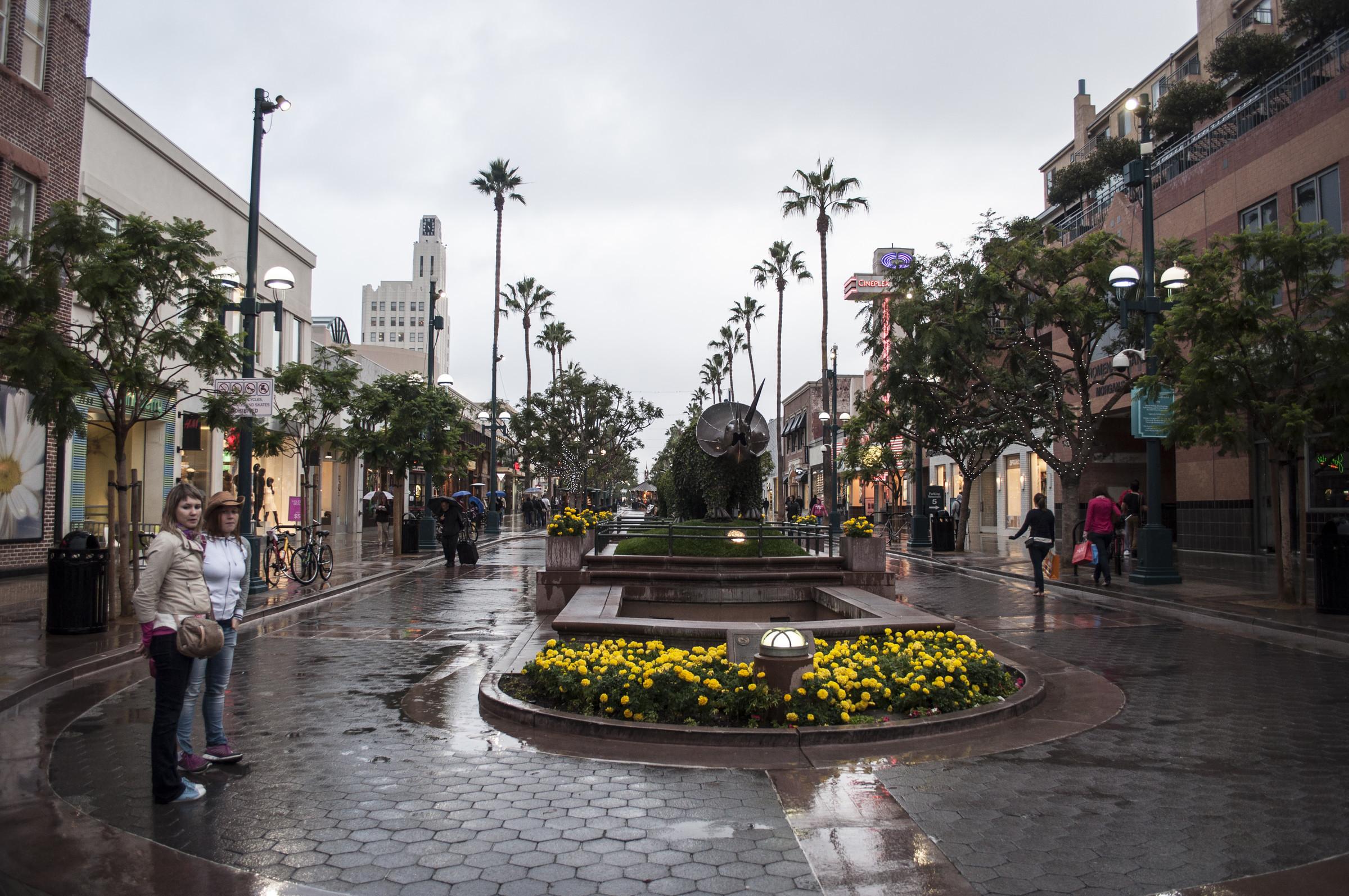 лос анджелес фото туристов популярны