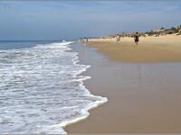 Берег Аравийского моря (Гоа, Индия)