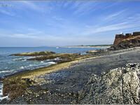 Португальский форт Агуада (Гоа, Индия)