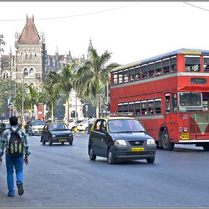 Здравствуй, Бомбей! (Индия)