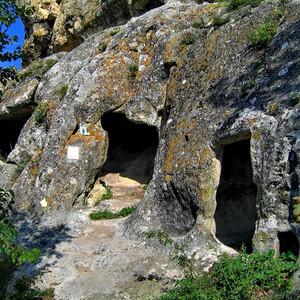 Крым. Пещерный монастырь ШУЛДАН