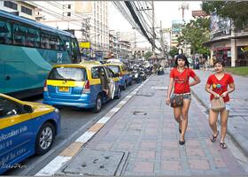 1 Первый вечер в Городе Греха (Таиланд)