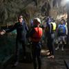 Оринетация группы перед путешествием по лабиринтам. Наш тур в сенотах и подземных реках Ривьера Майя, Канкун, Плайя дель Кармен, Мексика. Сак Актун.