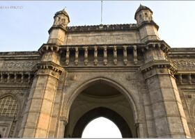 Главные ворота Бомбея (Индия)